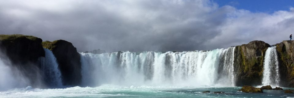 Iceland (August 2017) Waterfalls and Glaciers