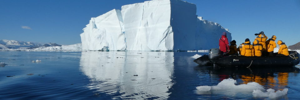  Postcard from Antarctica #1 (January 2018)