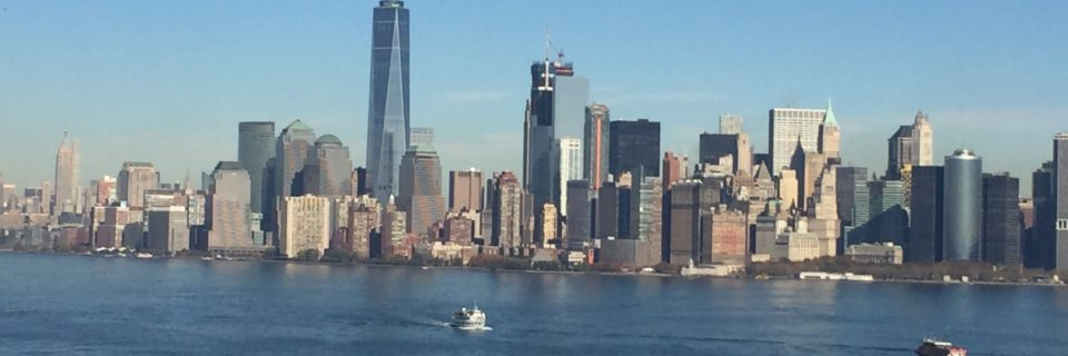 Liberty Island, New York (November 8, 2016)