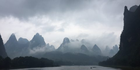 Guilin to Yangshuo China (May 19,2017)