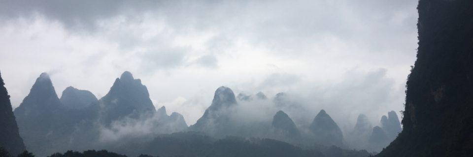 Guilin to Yangshuo China (May 19,2017)