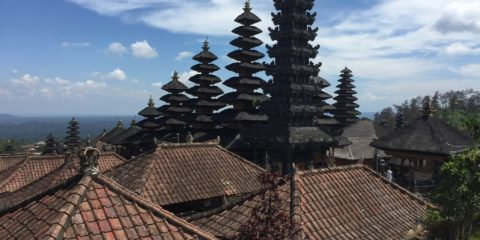 Postcard from Bali, Indonesia (May 2018)